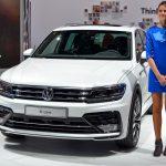 Volkswagen Tiguan Bản 7 Chỗ Dành Cho Người Mỹ
