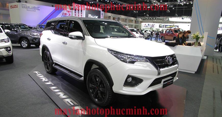 Toyota Fortuner-2017